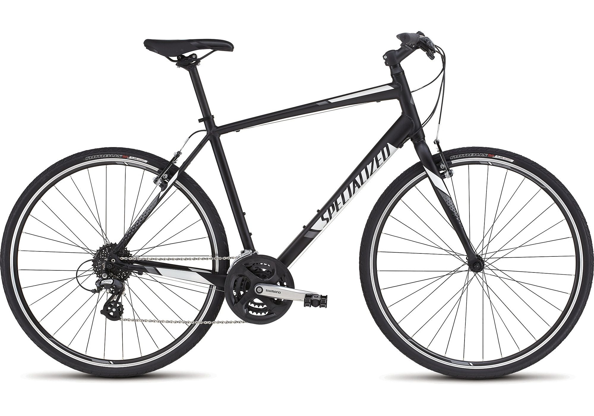 2. Specialized Sirrus, Fitness, 700C