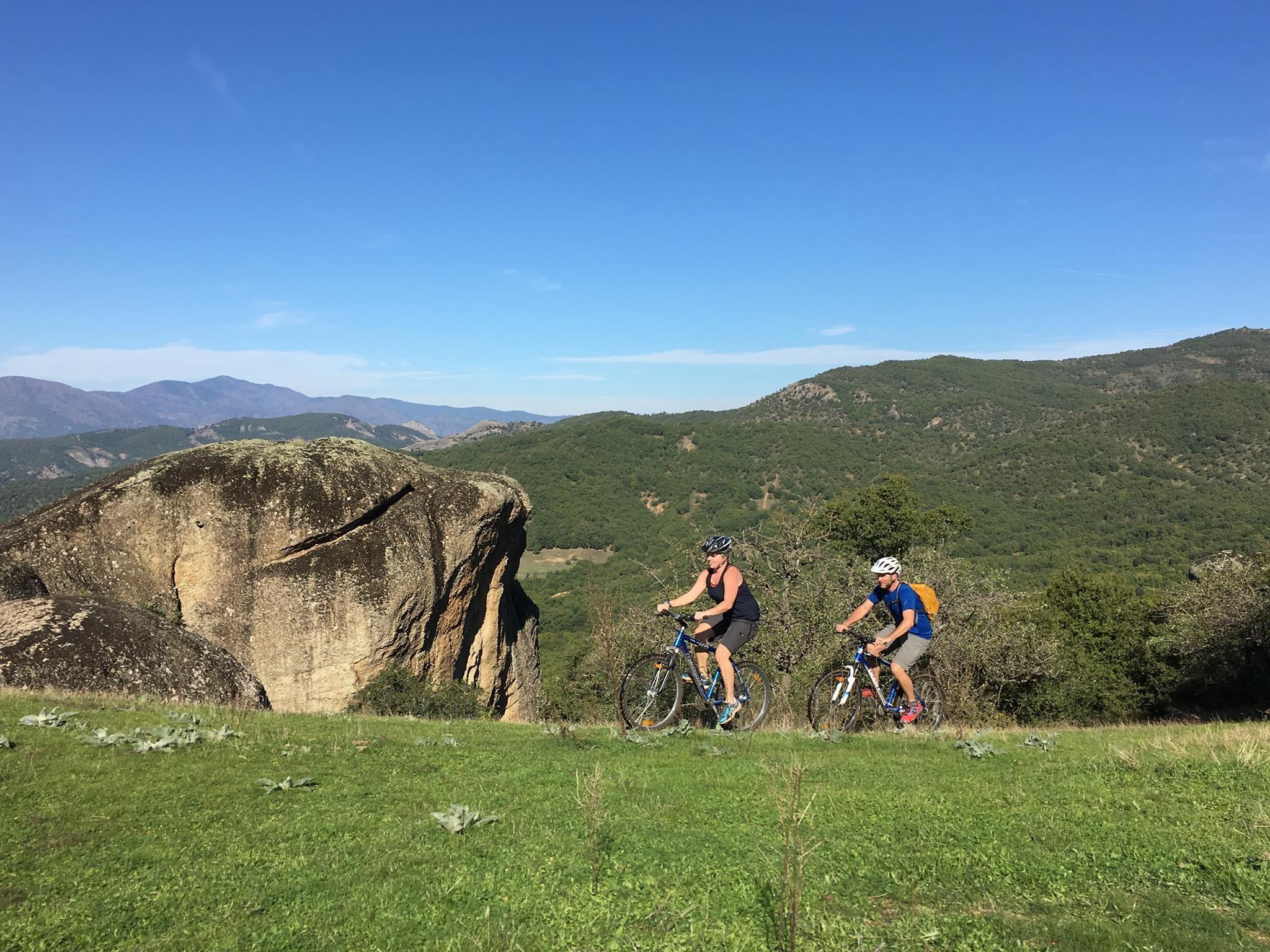 Meteora Stone Peaks, Bike Tour, 6 hours