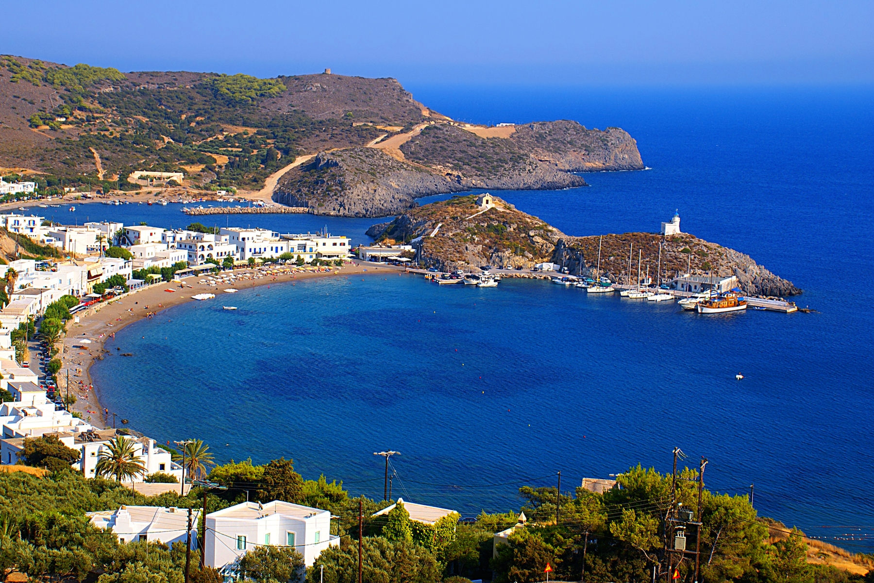 Kythira Island Action Holidays 2018