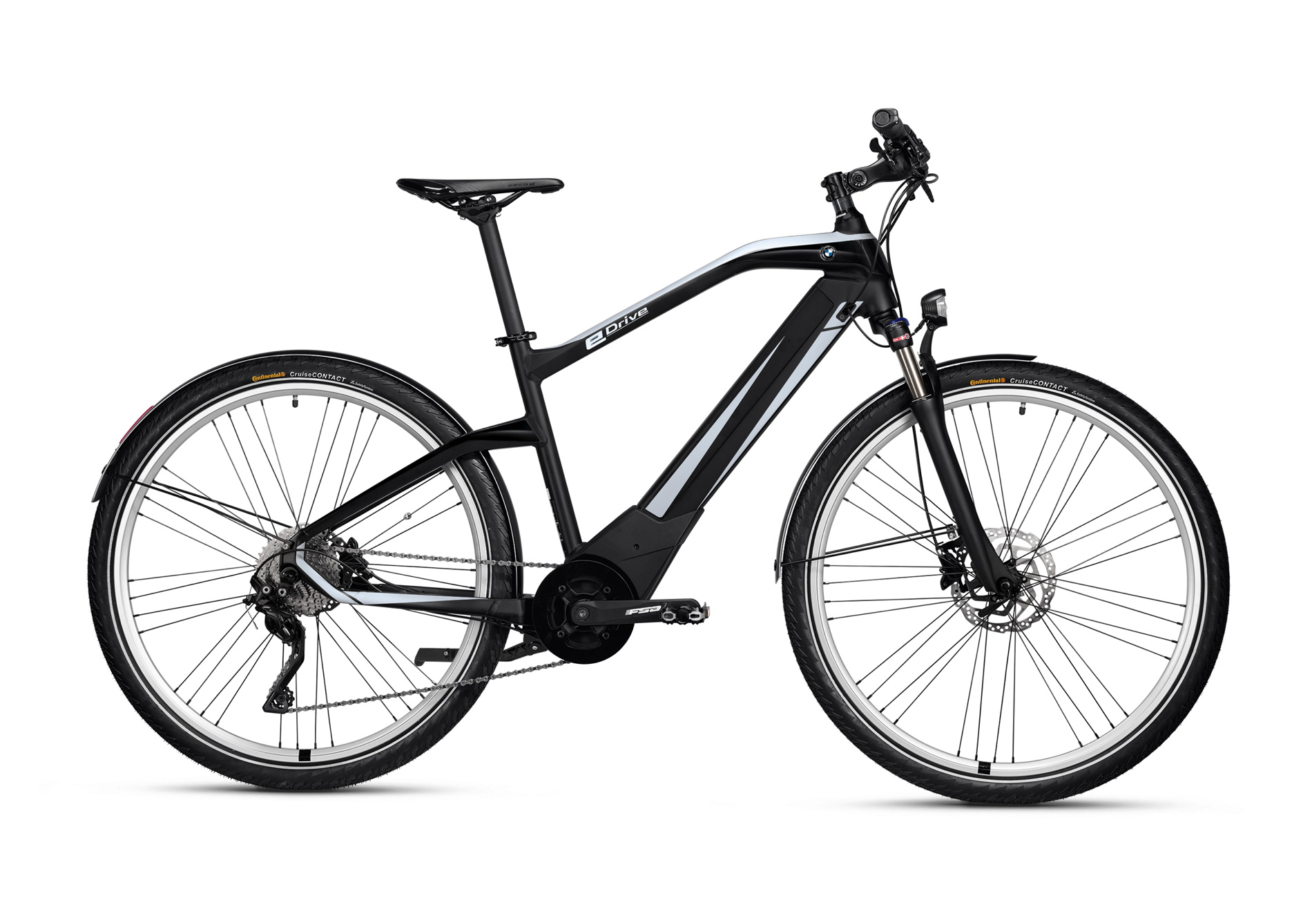 8. BMW Active Hybrid, E-Bike, 700C