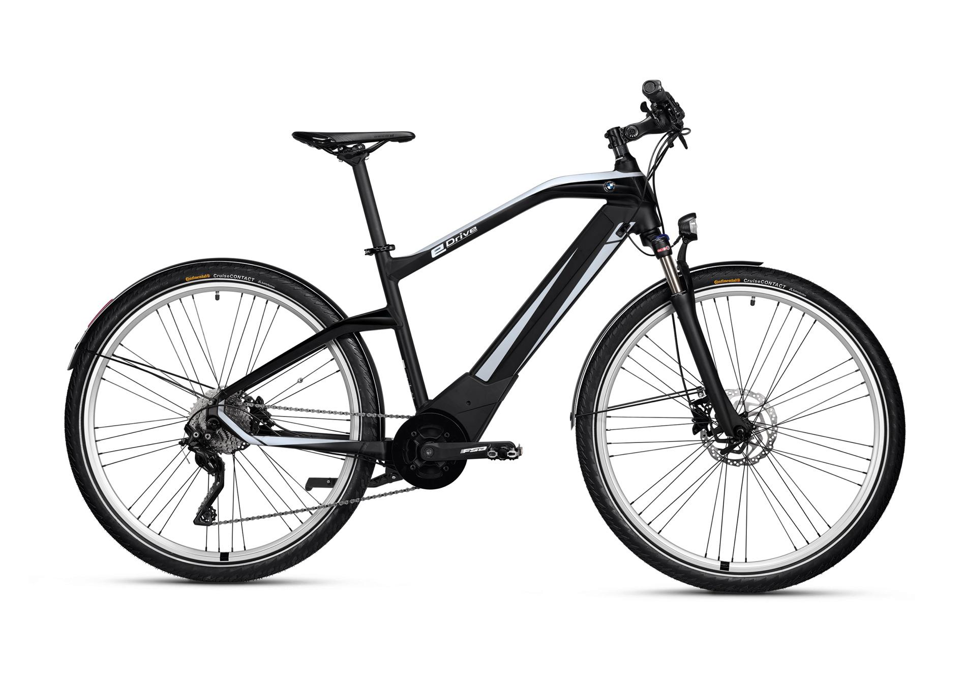 8. BMW Active Hybrid, E-Bike, 700C