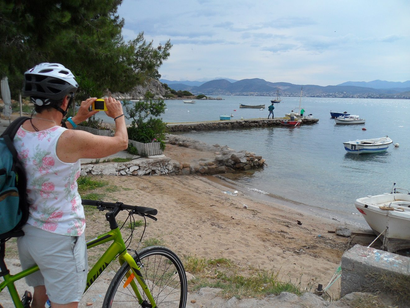 Evia Island, Half day Bike Tours