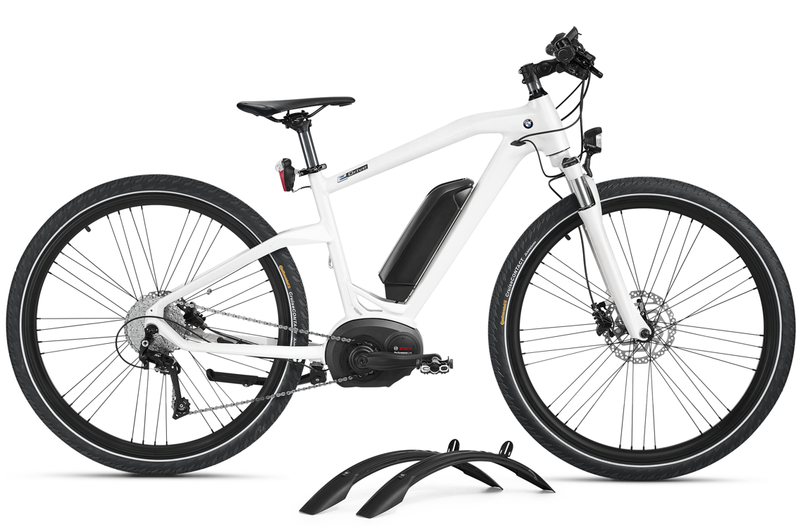 8. BMW Cruise E-Bike