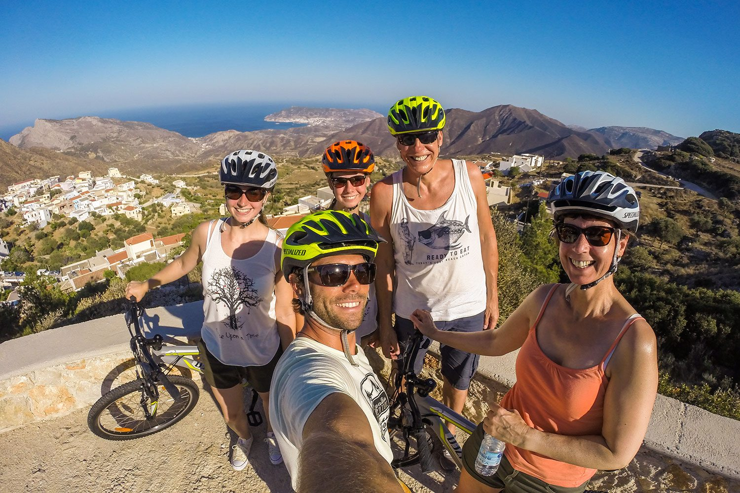 Karpathos Adventures, Half day Action Tours