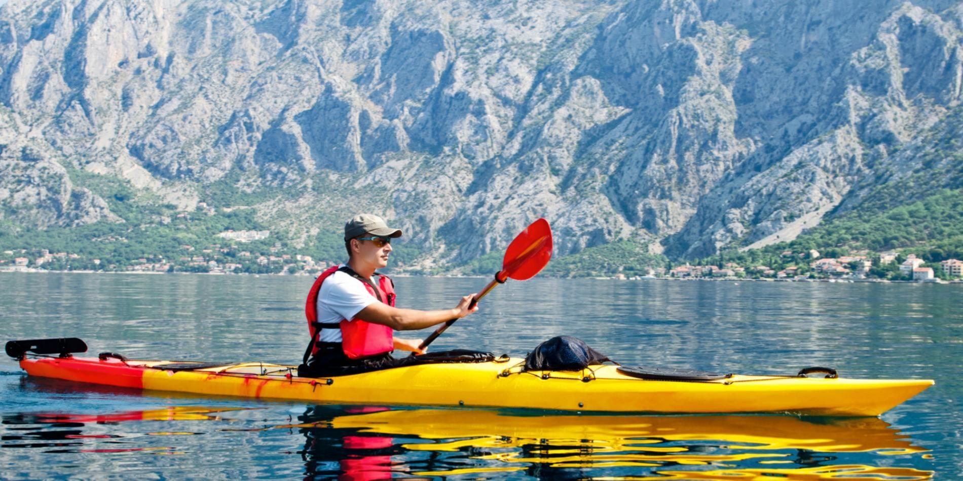 New: Kayak Rental