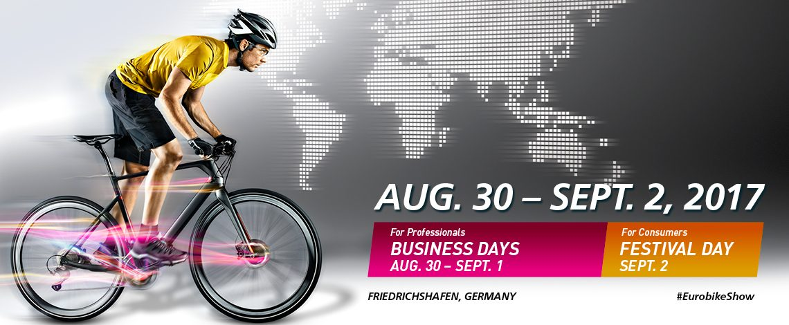 Meet us at EuroBike Expo