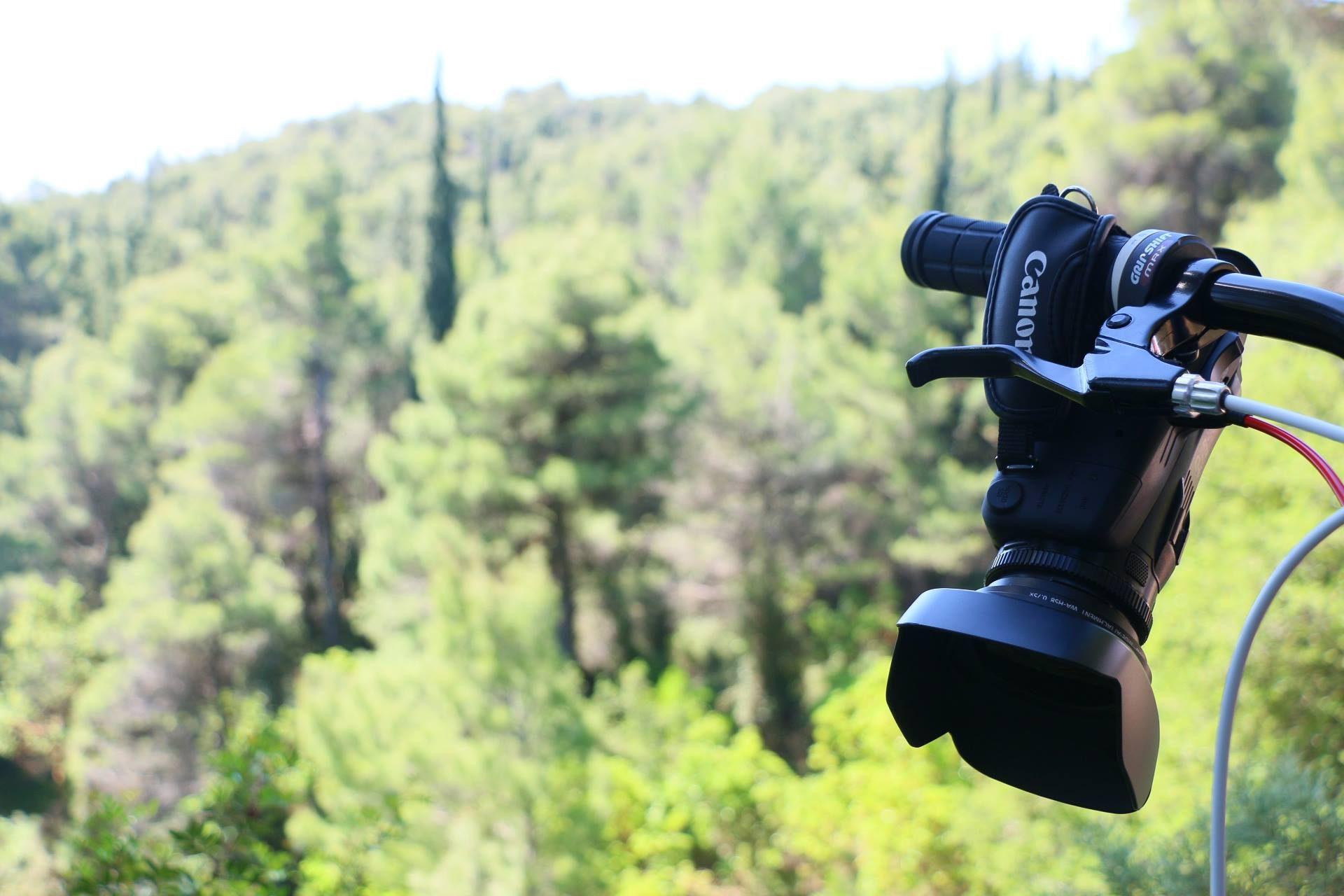 Bike Mountain Tours at Athens – watch videos